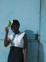 the passenger times district -Viviane Sassen 05