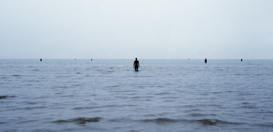 the passenger times -Antony Gormley another place cuxhaven2