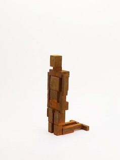 the passenger times -Antony Gormley MEME VII2009