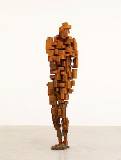 the passenger times -Antony Gormley SHY 2008