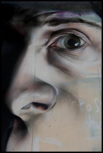 Best Ever street art -øTheP 03