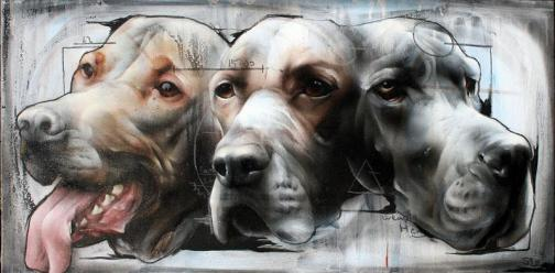 Best Ever street art -øTheP 06