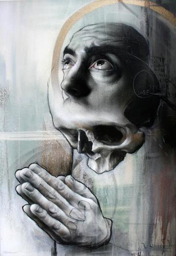Best Ever street art -øTheP 07