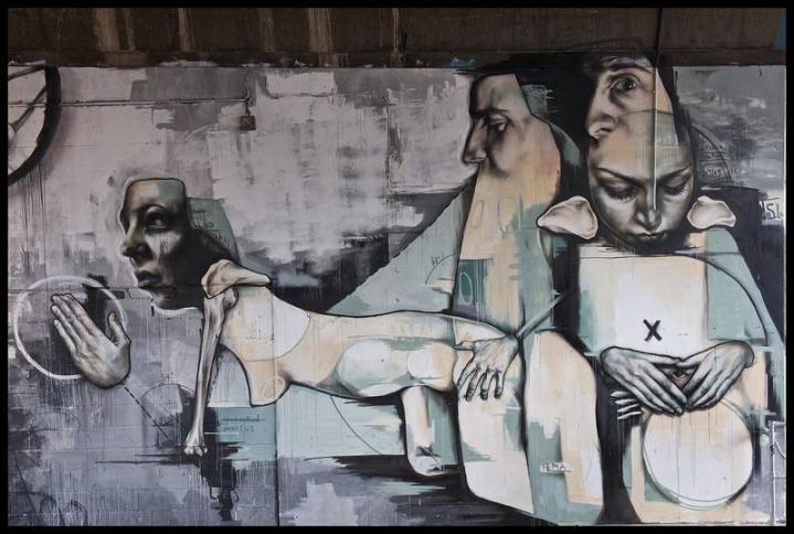Best Ever street art -øTheP 12
