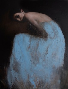 Mark Demsteader paintings erin_in_blue_oil_on_canvas øTheP 15