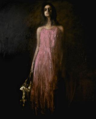 Mark Demsteader paintings -garland, garland_oil_on_canvas_øTheP 14