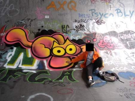SQON street art -ø The Passenger Times 10