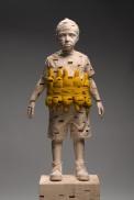Gehard Demetz sculpture øTheP 04