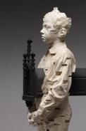 Gehard Demetz sculpture øTheP 05