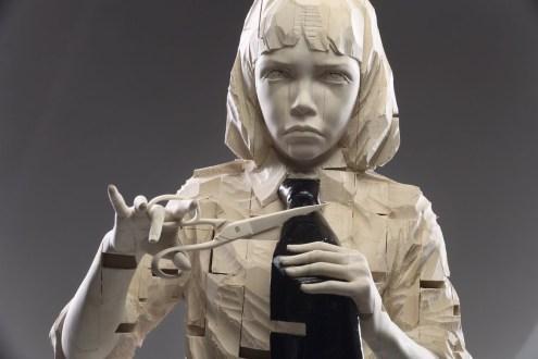 Gehard Demetz sculpture øTheP 06