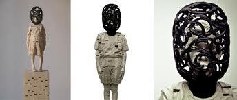 Gehard Demetz sculpture øTheP 07