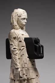 Gehard Demetz sculpture øTheP 09