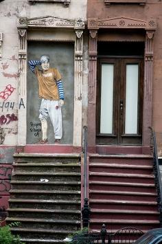 Specter street art heavenprospero5 øTheP 08