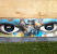 My Dog Sighs street art  TheP 03
