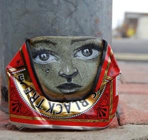 My Dog Sighs street art TheP 12