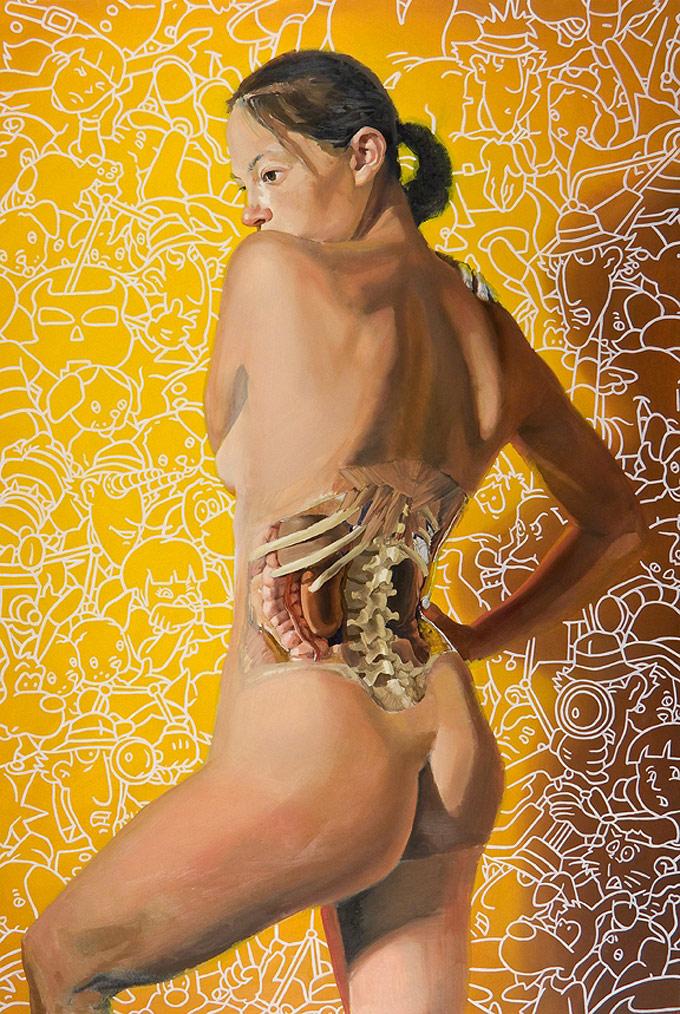 Het-menselijk-figuur-door-Michael-Reedy-1