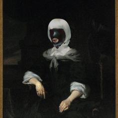 masked