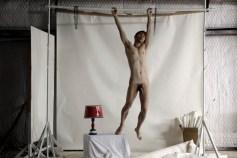Self-portrait (Leap), 2012
