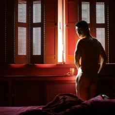 Self-portrait (Red Room), 2014