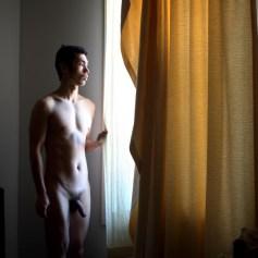 Self-portrait (Wait), 2010