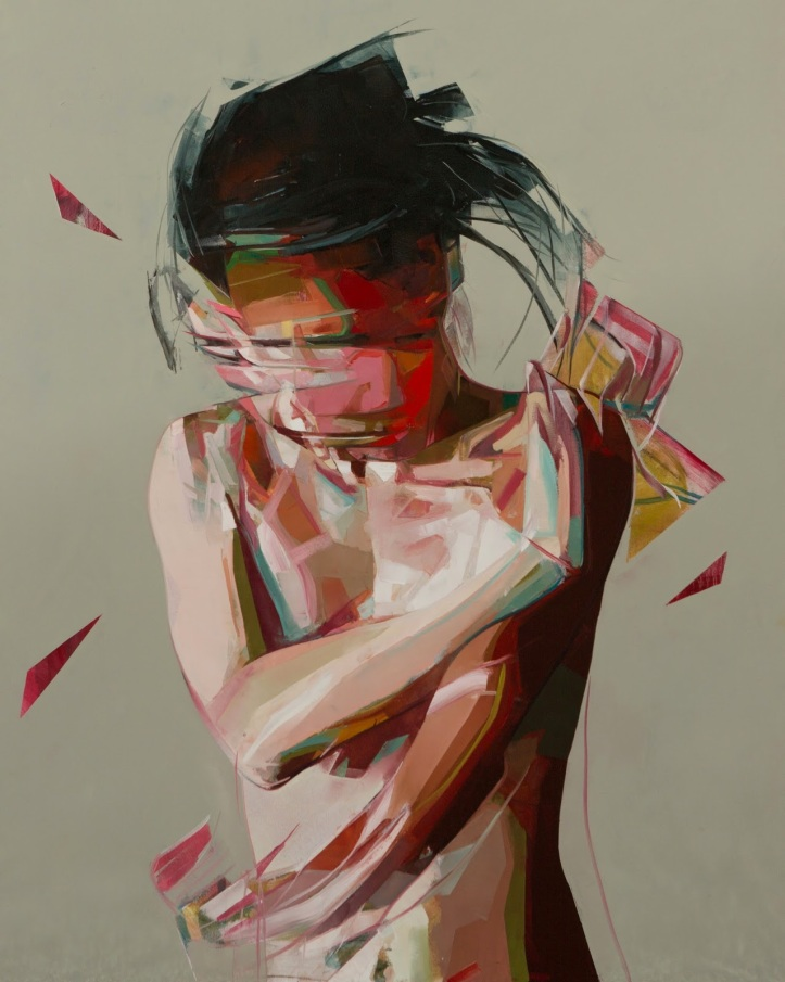 Simon Birch 1 The PassengerTimes BoneBreakerAlpha.140x125cm (1)