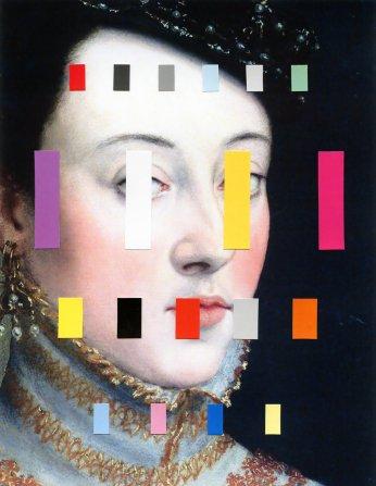 Portrait With A Spectrum 4