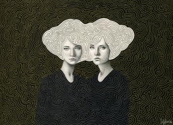 "Sofia Bonati ""Orla and Olinda"" The Passenger Times 02"
