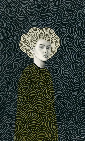 """Sofia Bonati """"Vlada"""" The Passenger Times 01"""