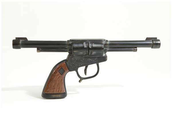Civil War Gun - Redesigned pistol replica