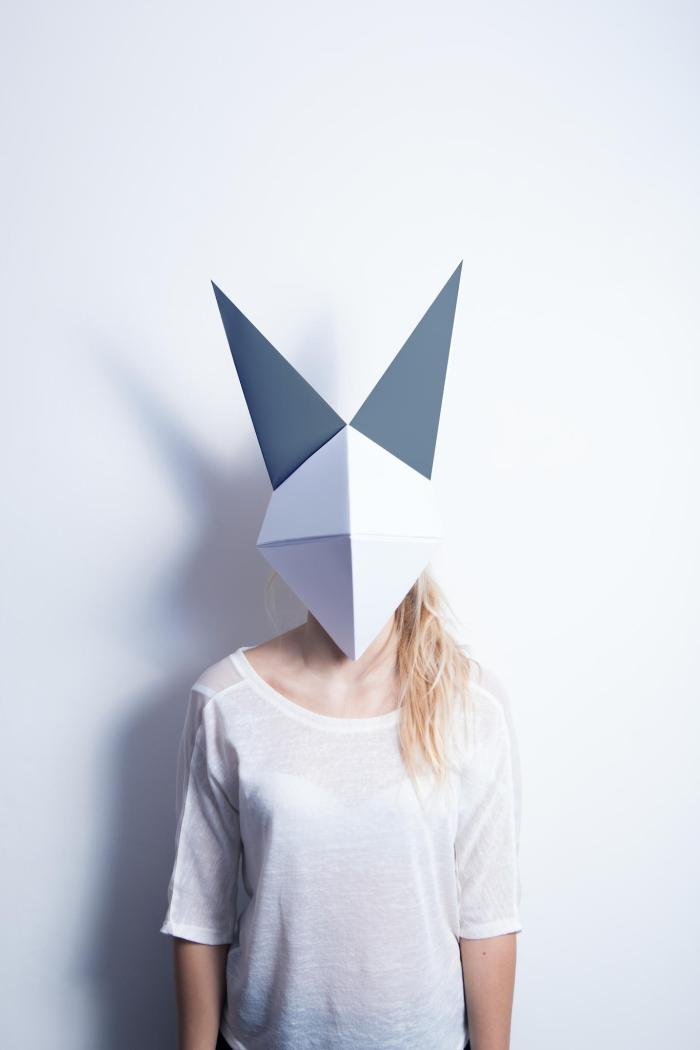 Luca Garello Origami Mask The Passenger Times