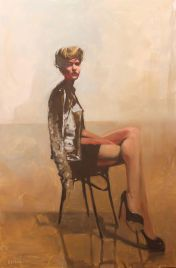 Michael Carson The passenger Times 01
