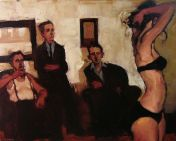 Michael Carson The passenger Times 08