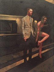 Michael Carson The passenger Times 16