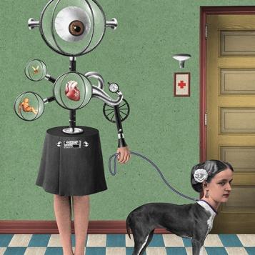 Randy Mora The Passenger Times dogs_dinner