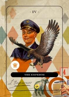Jordan Clarke on The Passenger Times 4-emperor
