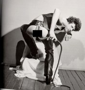 Robert Mapplethorpe Masters of The Passenger Times 06