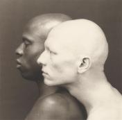 Ken Moody and Robert Sherman, 1984, Robert Mapplethorpe © Robert Mapplethorpe Foundation