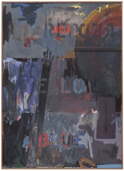 1963 Land's end Masters on The passenger Times jasper Johns