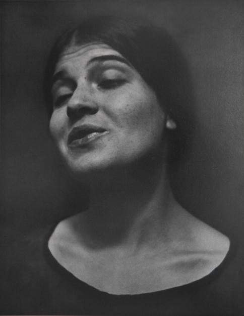 Edward Weston on The Passenger Times Tina-Reciting-1924-34PO
