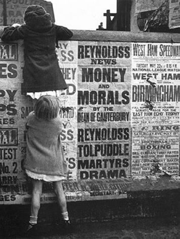 Money and Morals, 1934